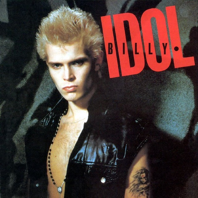Image result for billy idol white wedding images