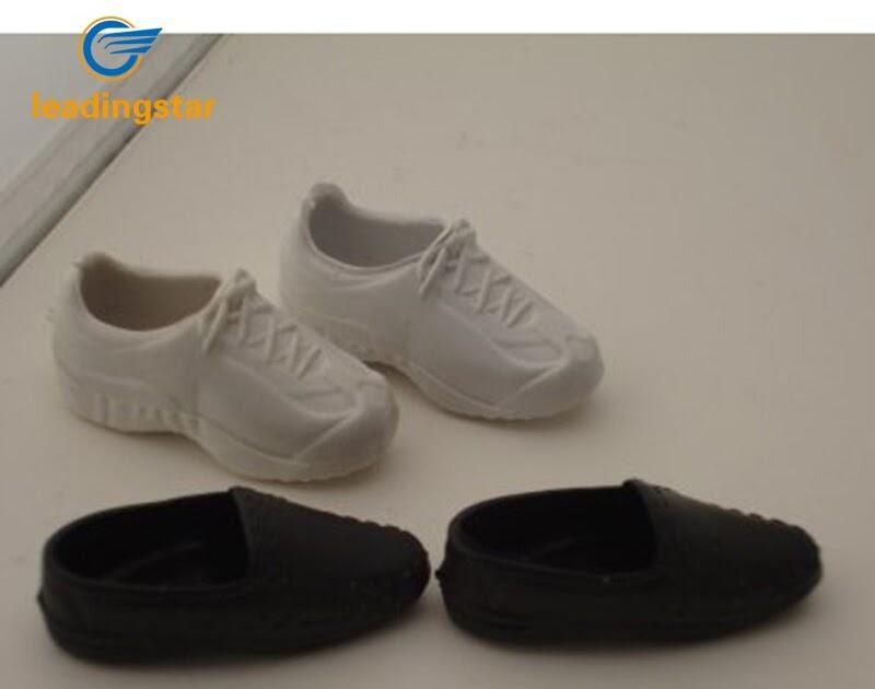 8406c88b3dd Купить LeadingStar 2 пары модные аксессуары для кукол обувь спортивная  Барби парень Кэн высокое качество детские игрушки Zk25 Продажа Дешево ~  kobe-tai- ...