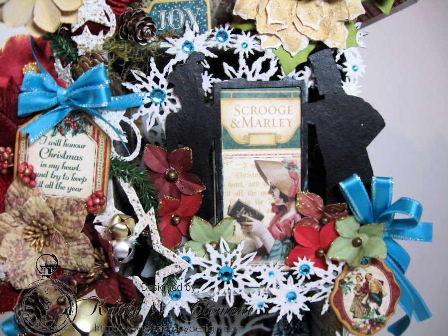 Gina's Gypsy Soull Christmas House 06