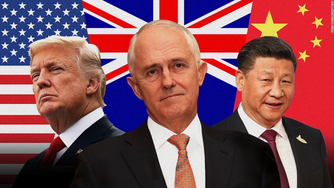 Image result for China Australia United states
