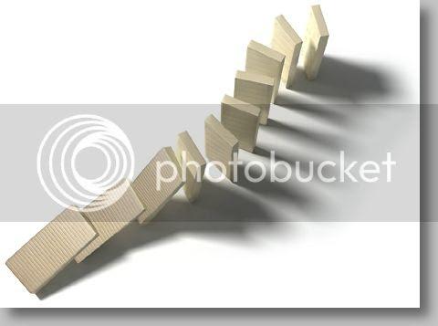 het domino-effect