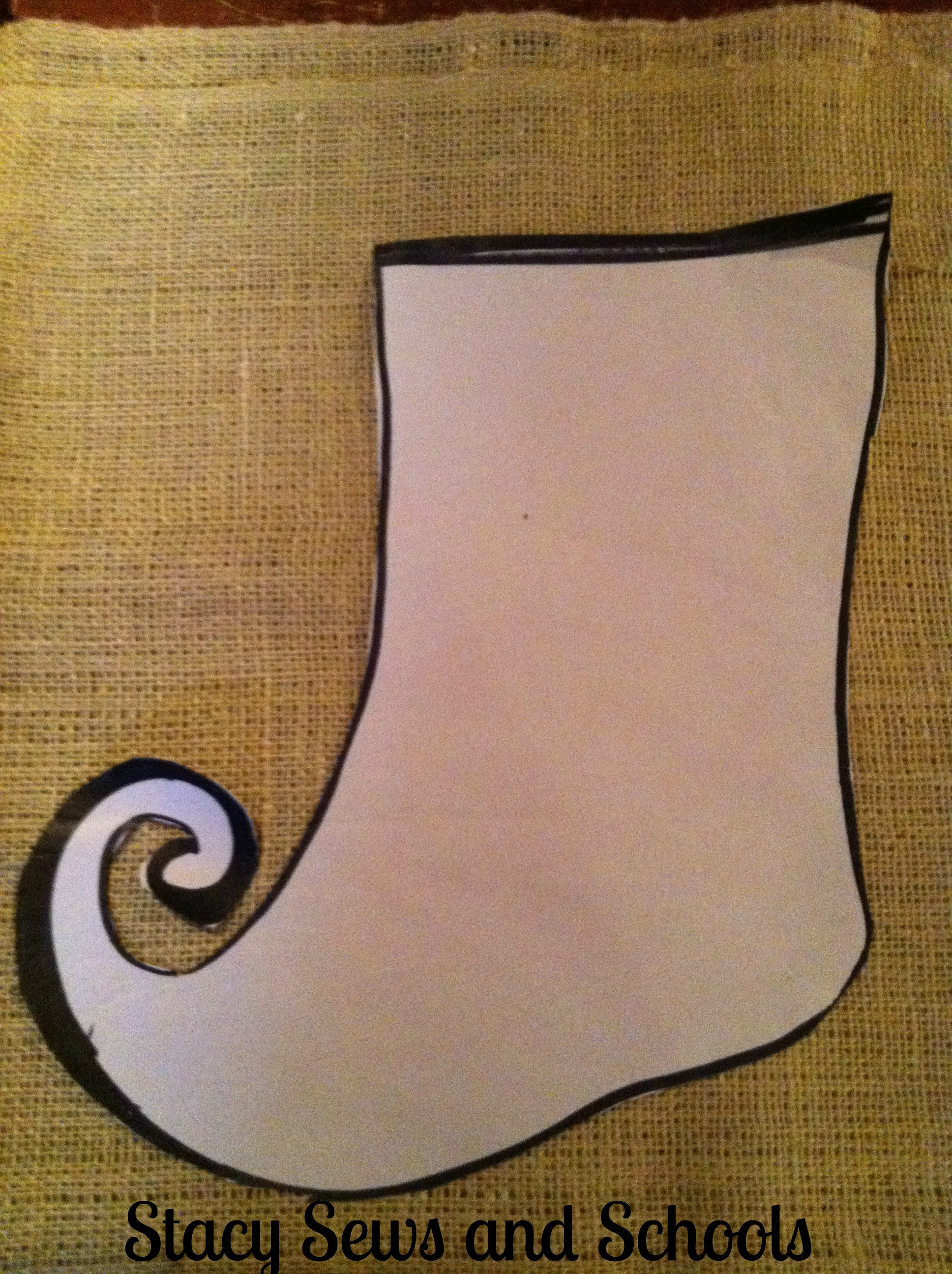 Sew or No Sew Stockings 001