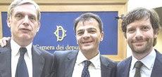 Cuperlo, Fassina e Civati