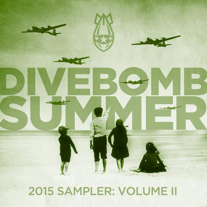 DIVEBOMB SUMMER - 2015 SAMPLER: Volume II cover art