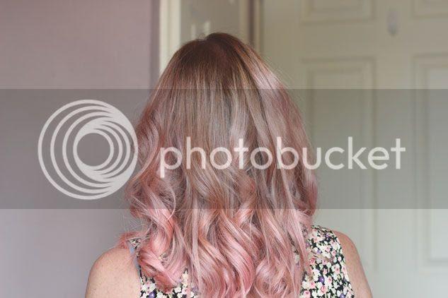 bleach london rose dark blonde
