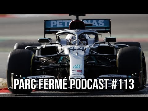F1 Podcast #113