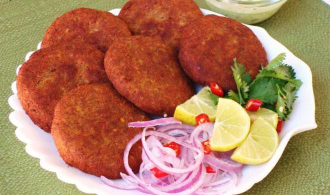 स्वादिष्ट और स्पेशल मटन शमी कबाब  बनाने की विधि