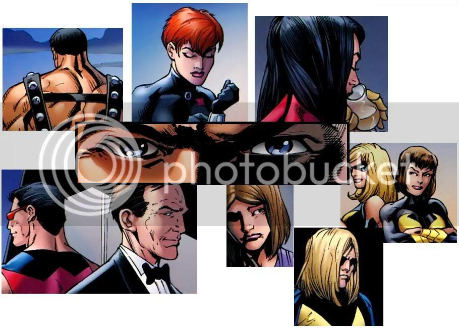 Vingadores: Não confie em Ninguém