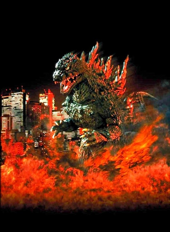 Godzilla 2000 WRLM