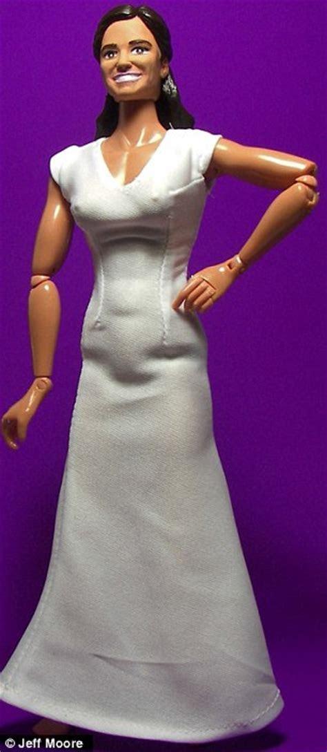 Kate Middleton dolls sport tacky royal wedding 'replica