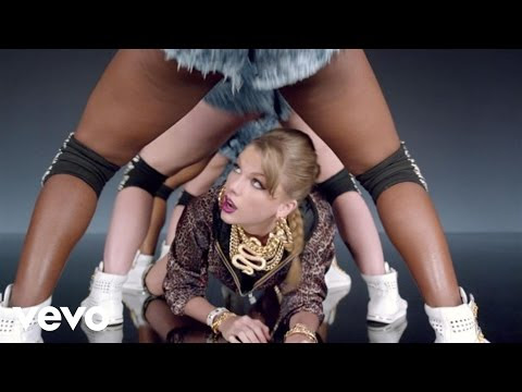 Taylor Swift - Shake It Off:歌詞+中文翻譯