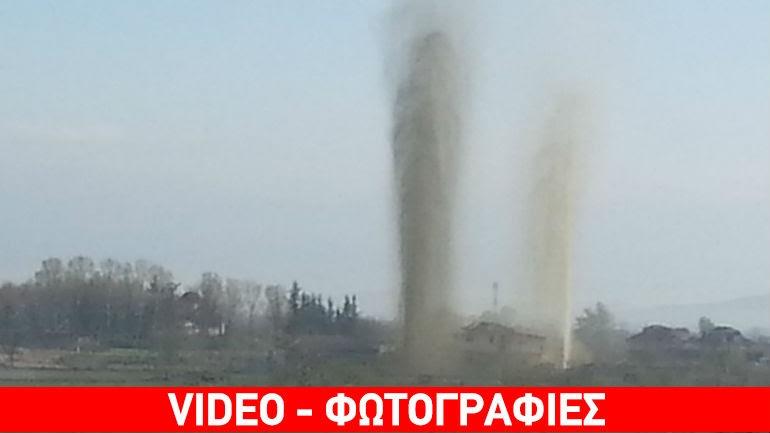 Αλβανία: Η γη ανάβλυζε υγραέριο και πετρέλαιο