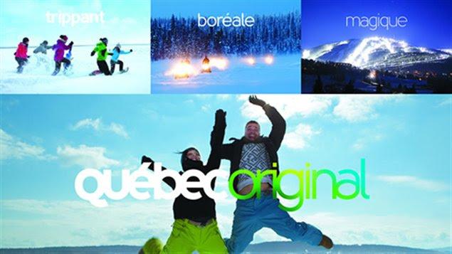 Publicité du ministère du Tourisme du Québec