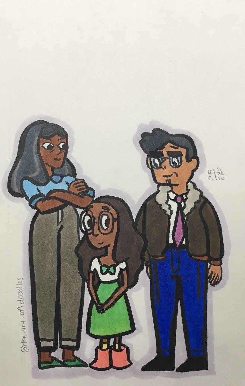 The Maheswaran Family