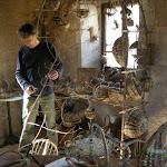 Étalante | Étalante : le vannier Gérard Bisiaux ouvre les portes de son atelier