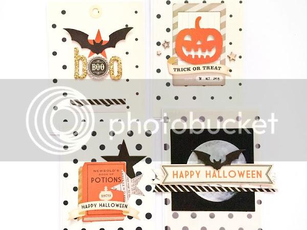 Maggie Holmes Design Team : Halloween Cards