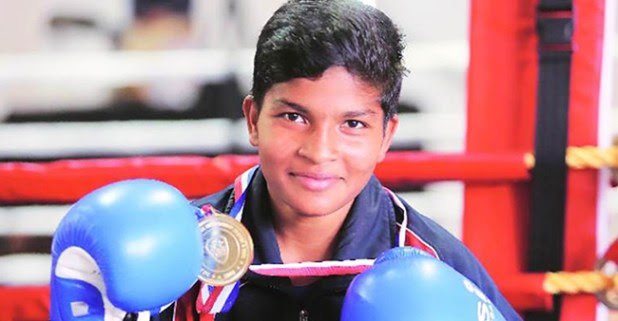 Daughter of a Lassi seller turned out to be JuniorNational Women Boxing Champion