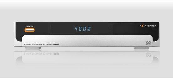 AZ-AMERICA S806 - ARQUIVOS DE ATUALIZAÇÃO