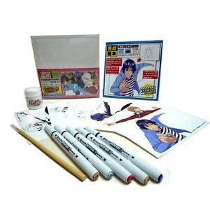 bakuman manga drawing color kit set  comic starter