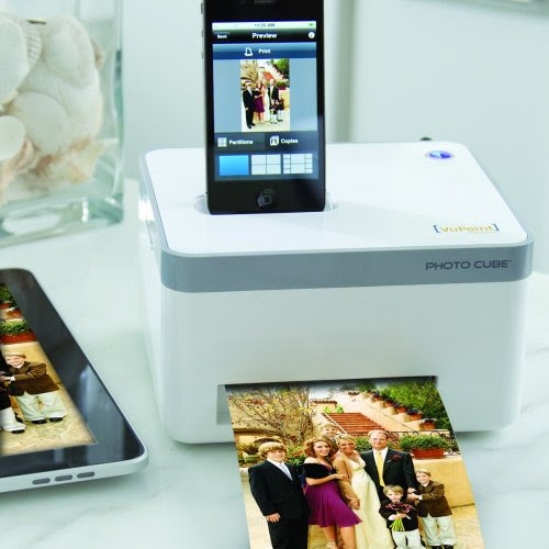 Vupoint Ip P10 Vp Wireless Color Photo Printer For 11995 Canon