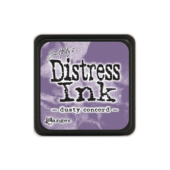Tim Holtz Distress Mini Ink Pad DUSTY CONCORD Ranger TDP39938