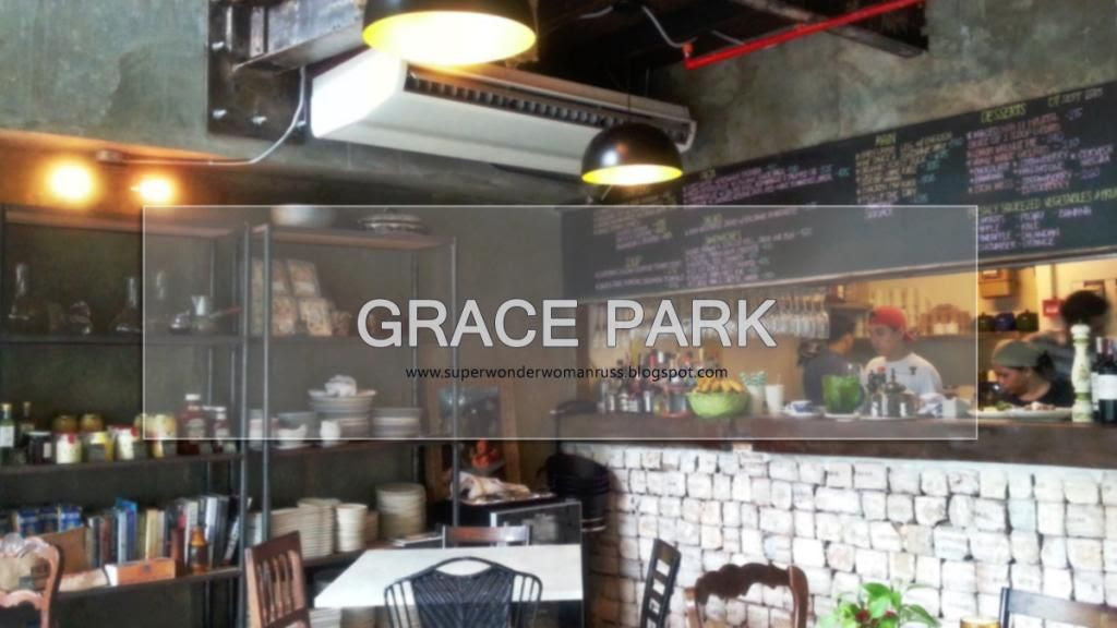 Grace Park, One Rockwell