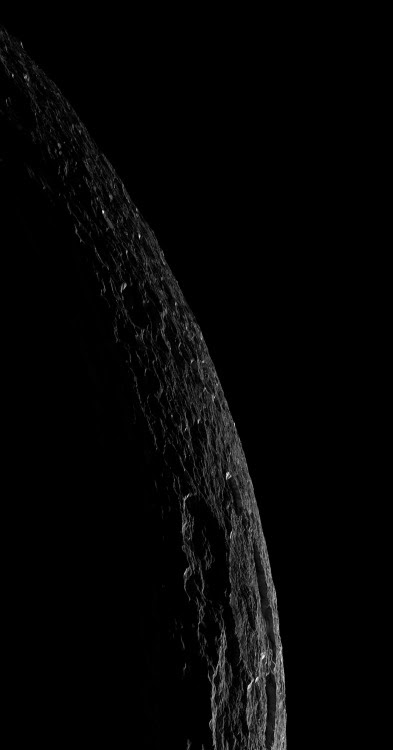 From Cassini-Huygens, October 11, 2005.