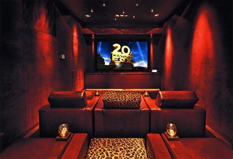 Home Cinema, St Johns Wood // CAI Vision Smart Home Automation, London