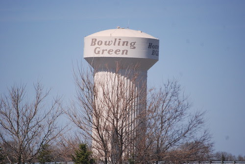 Water Tower -  Bowling Green