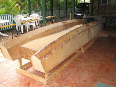 Boat Catamaran Boat Plans   How To and DIY Building Plans Online Class