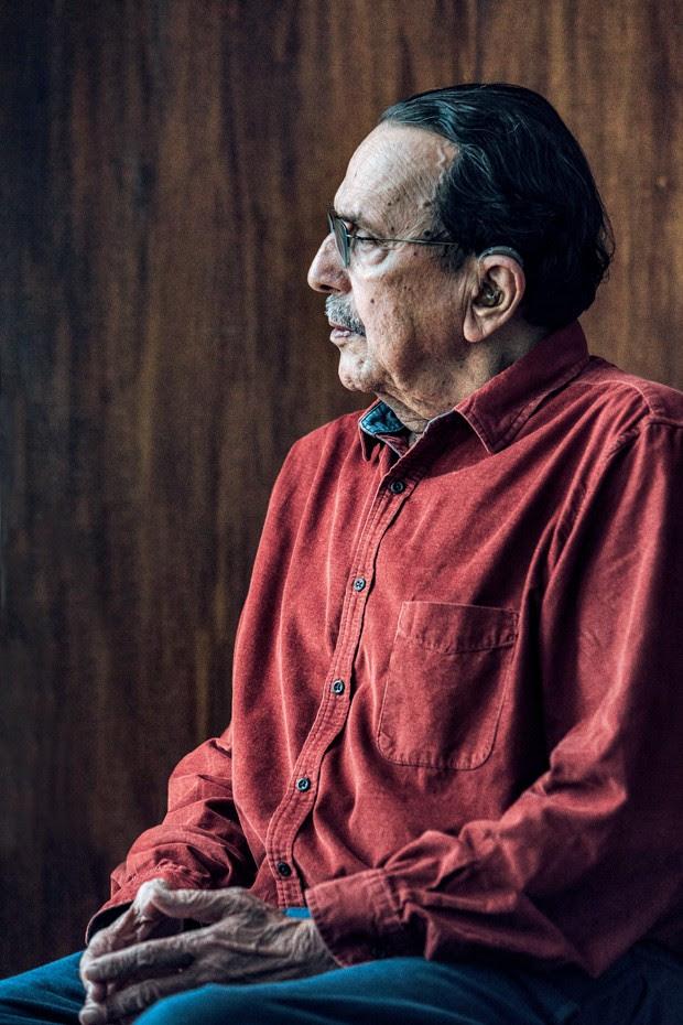 Carlos Araújo (Foto: Ricardo Jaeger)