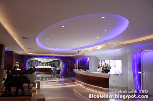 hip hotel bangkok lobby