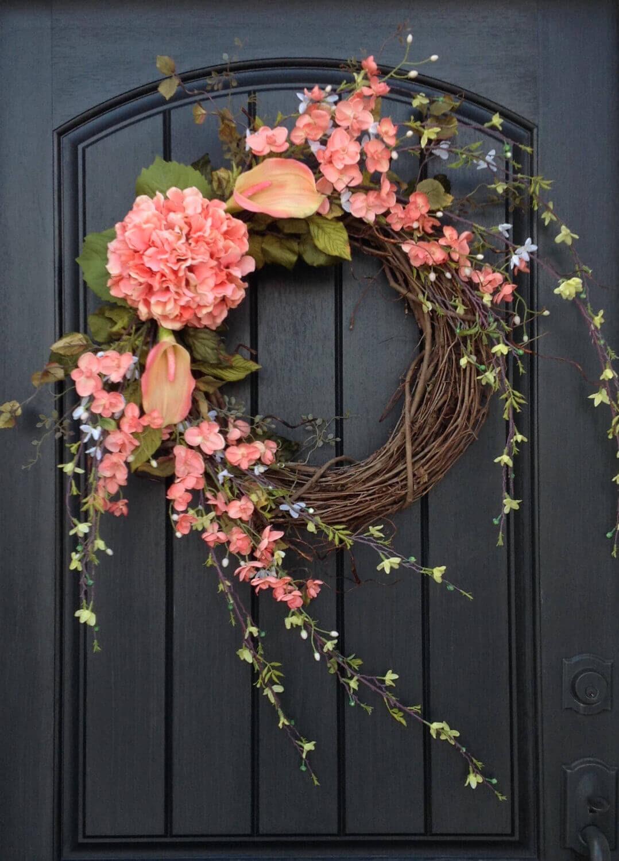 Beautiful Thanksgiving Wreaths For Your Front Door