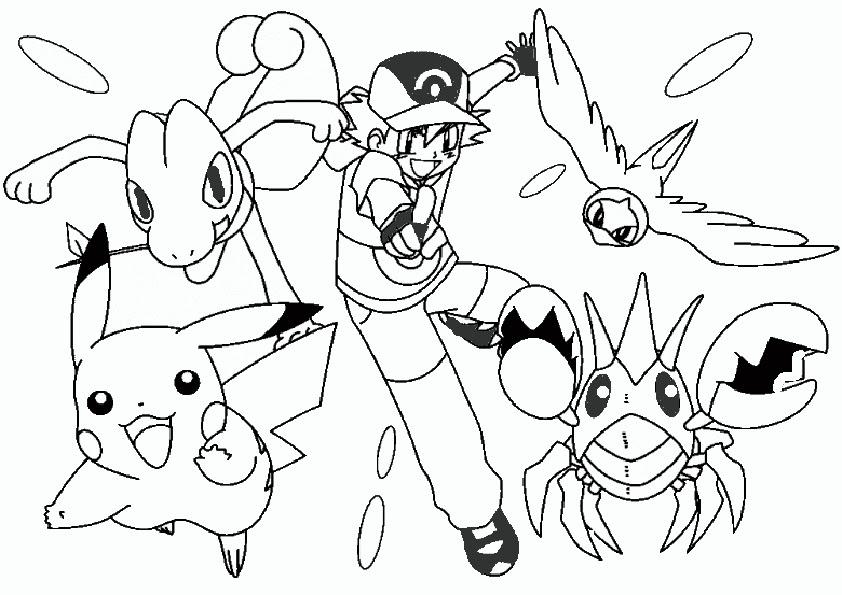 malvorlagen pokemon glurak  zeichnen und färben