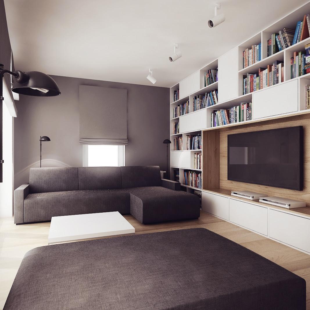 dark grey sofa1