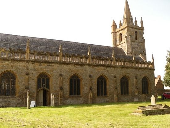Evesham, All Saints' Church. Photo by I. Lapa