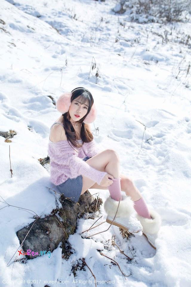 [XiuRen] N00720 兜豆靓Youlina 51P