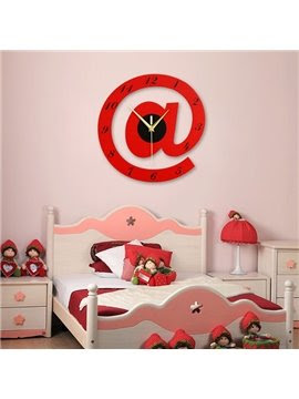 New Arrival Modern Creative @ Symbol Design Wall Clock