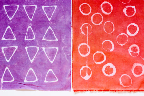 Fabric Dyeing Basics - In Color Order