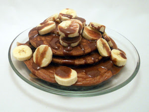 Chelle's Training Recipes - Protein Pancakes - Champion Nutrition USA