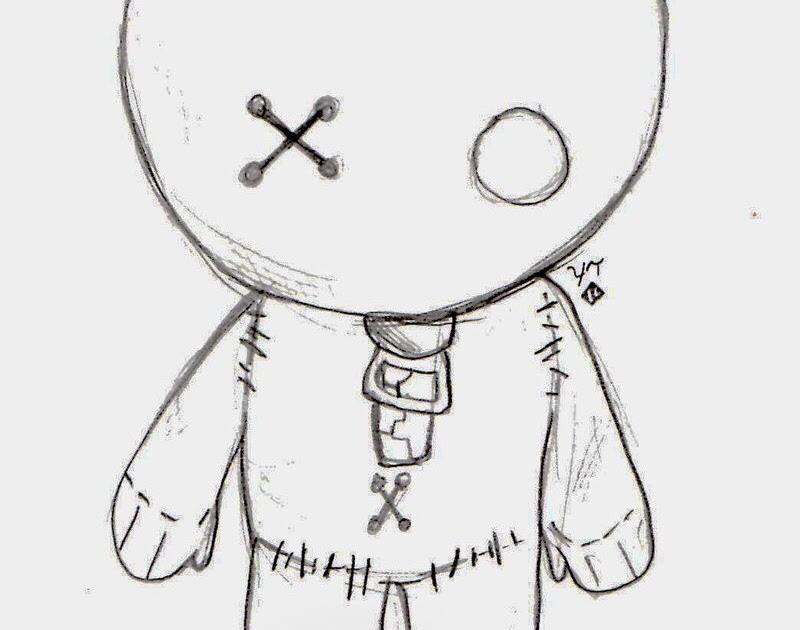 25 Best Looking For Easy Creepy Doll Drawing Armelle Jewellery