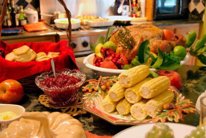 Thanksgiving Dinner Recommendations