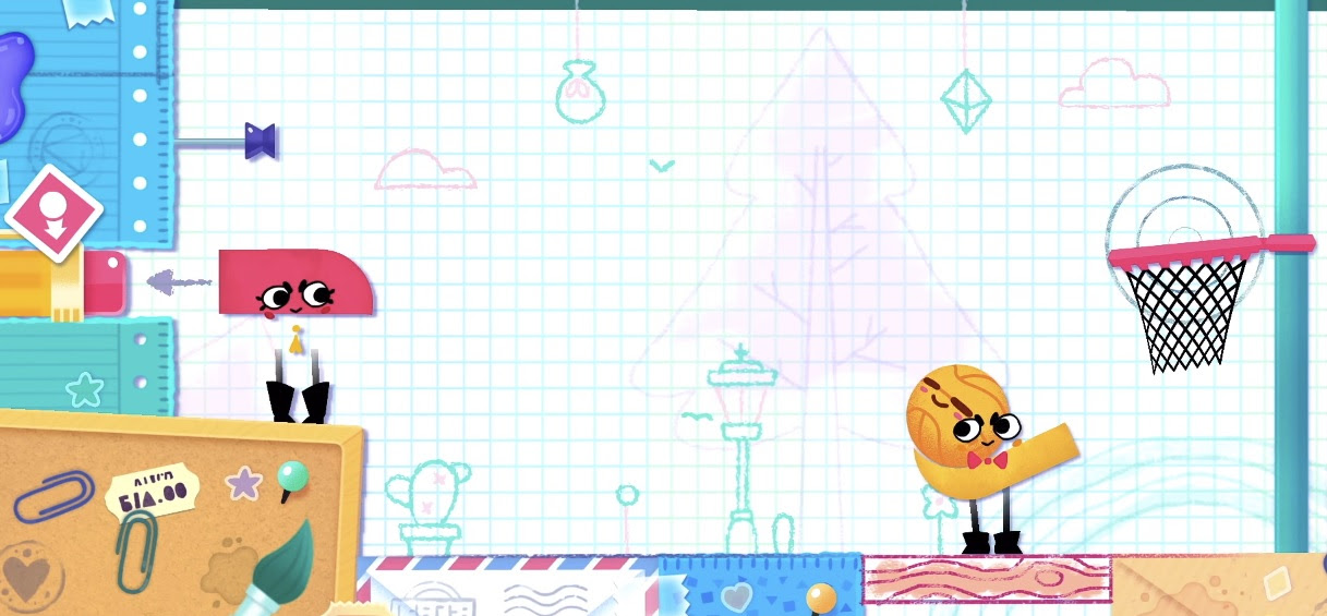 In case you didn't realize, Snipperclips is getting a 'Plus' expansion very soon screenshot