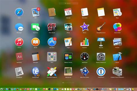 fix launchpad problems   mac