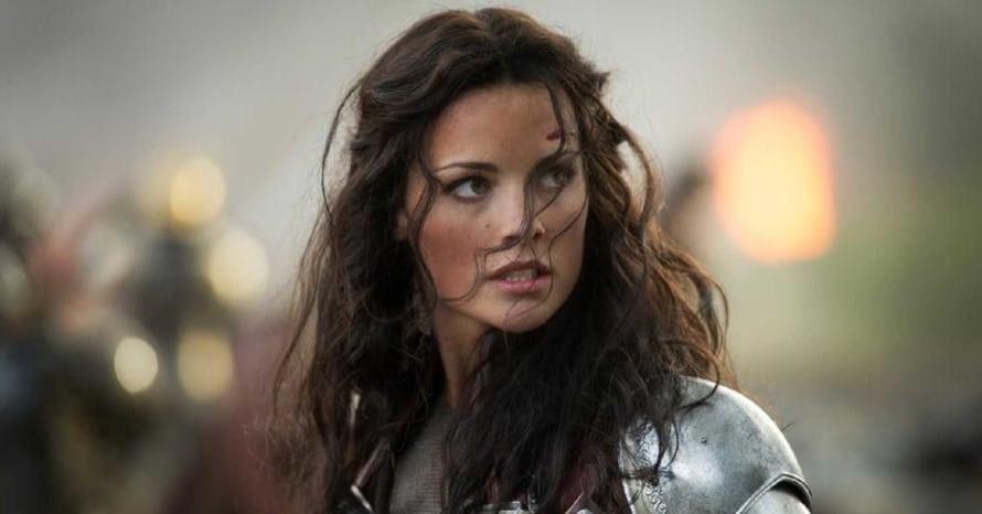 Jaimie Alexander Tom Hiddleston Lady Sif Loki