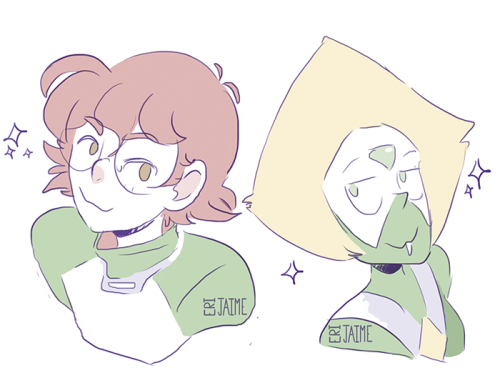 Pidge is an adorable space peanut and so is...