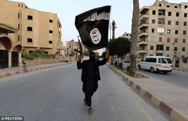 Horrorific: Amnesty says that Isis, also known as the Islamic State, is trying to wipe out ethnic and religious minorities with mass summary killings that could amount to war crimes