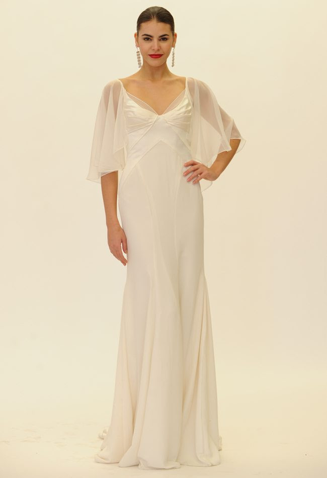 i do take two fall 2014 wedding dresses for second time