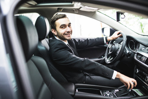 Uber driver as a business owner