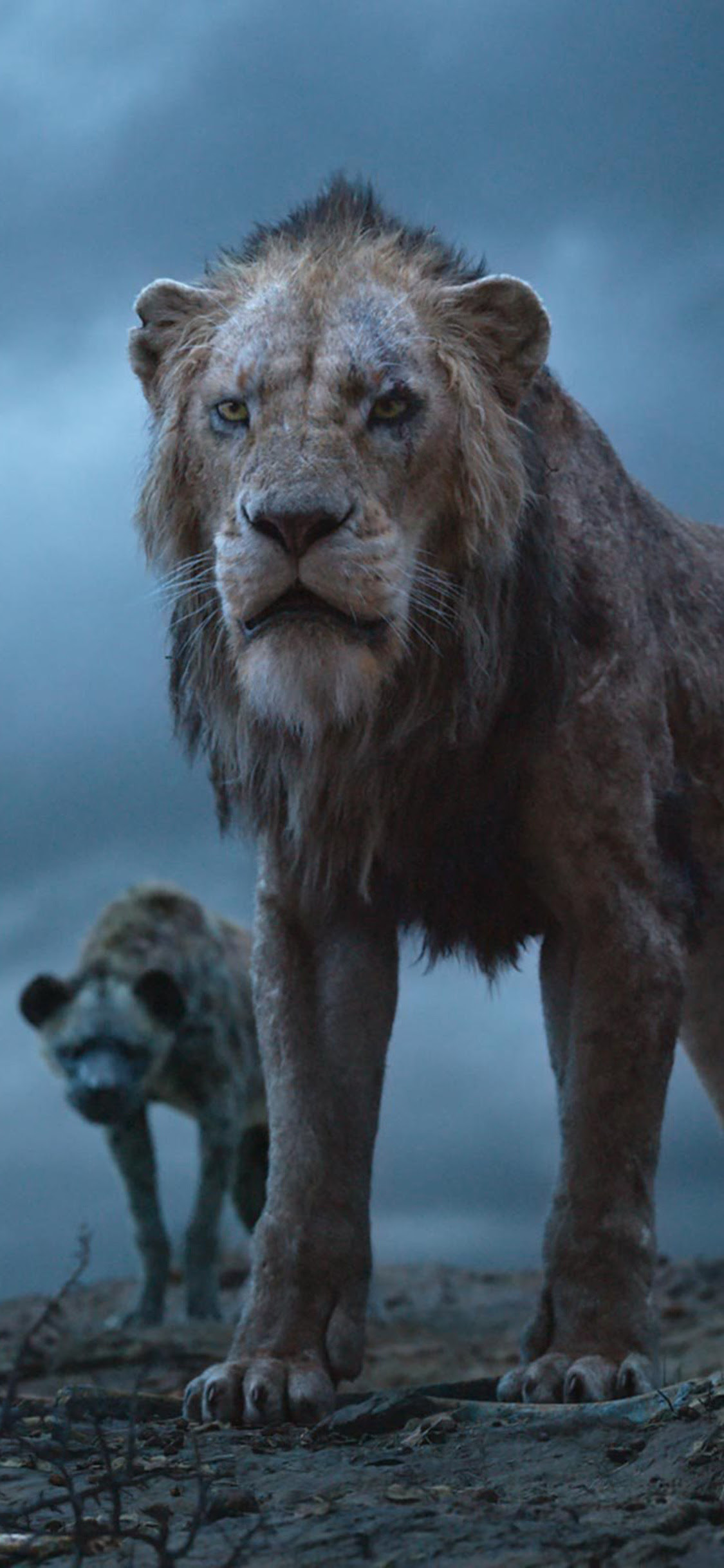 1125x2436 Scar The Lion King 2019 Iphone XS,Iphone 10 ...